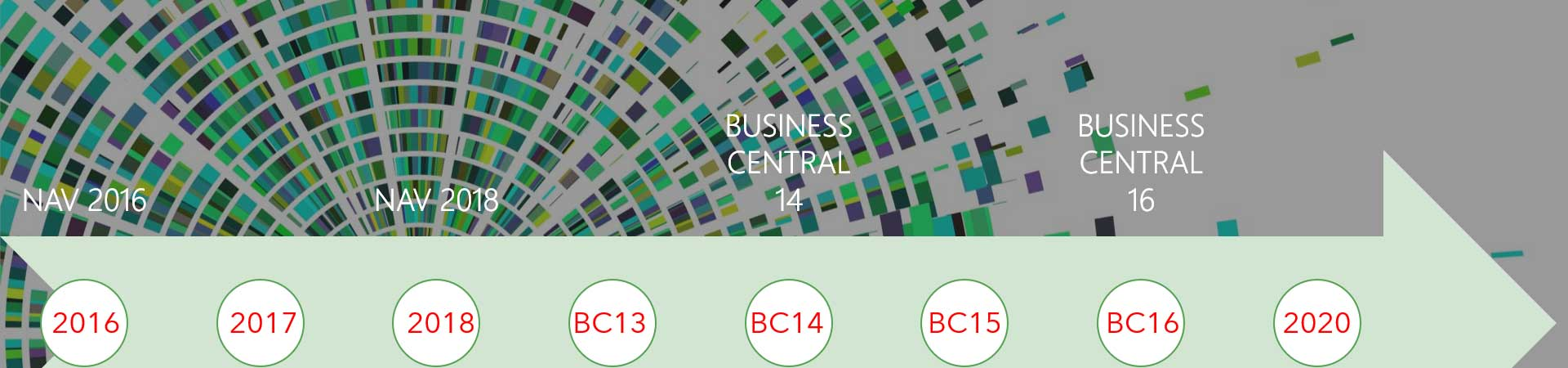 Actualizate a Business Central